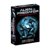 Coffret Alien vs. Predator L'intégrale DVD