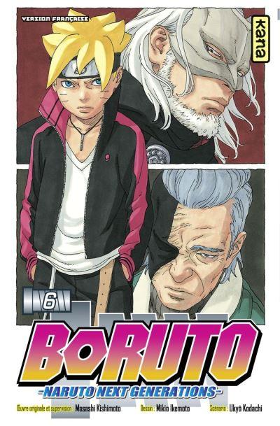 Boruto - Naruto next generations - Tome 6 - 9782505080510 - 4,99 €