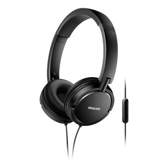 Casque audio Philips SHL5005 Noir - Casque