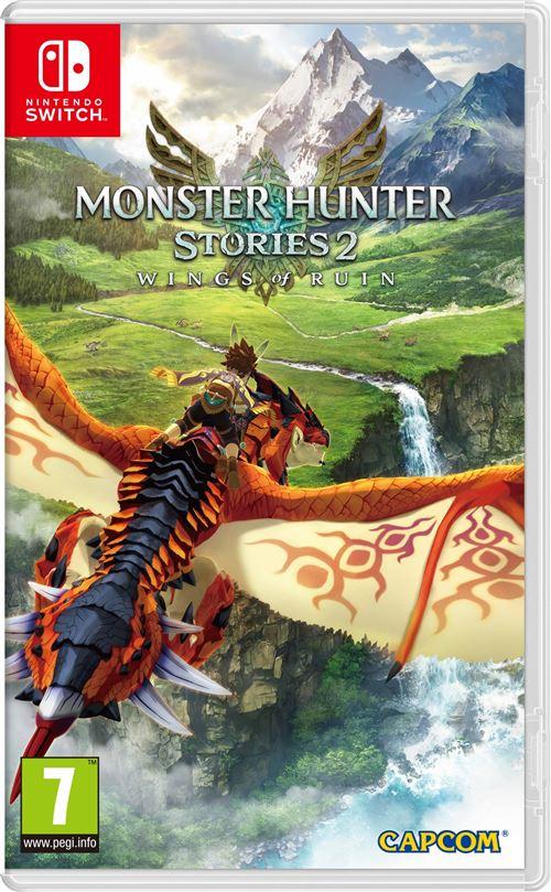 Monster Hunter Stories 2 : Wings of Ruin Nintendo Switch