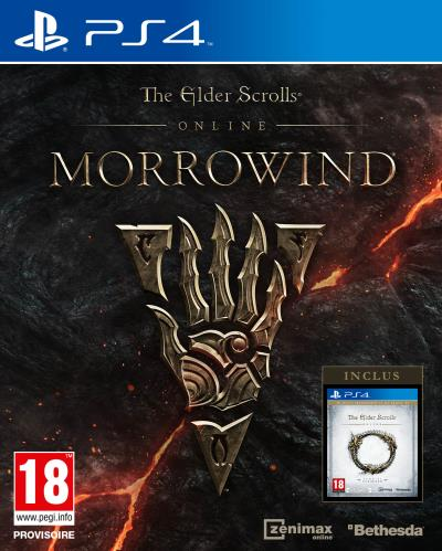 The Elder Scrolls Online : Morrowind PS4
