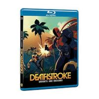 Deathstroke Knights and Dragons Blu-ray