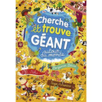 Cherche Et Trouve Geant Autour Du Monde