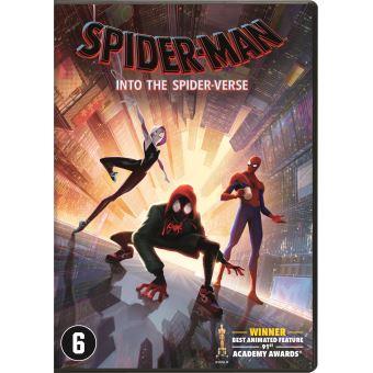 SPIDER-MAN: INTO THE SPIDER-VERSE-BIL