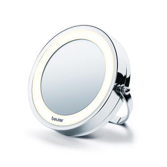 Beurer Verlichte Cosmeticaspiegel BS59 Zilver