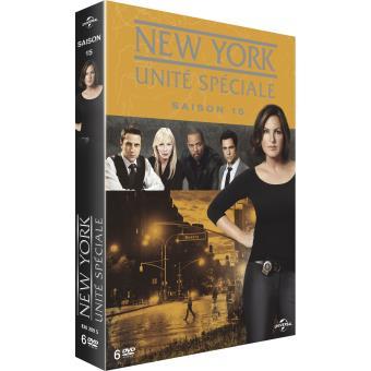 New York Unité SpécialeCoffret intégral de la Saison 15 - 6 DVD