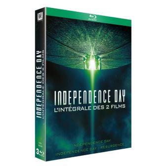 Independence DayIndependence Day Coffret 2 Blu-ray