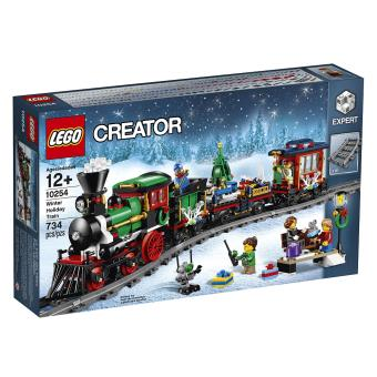 LEGO® Creator 10254 Le train de Noël