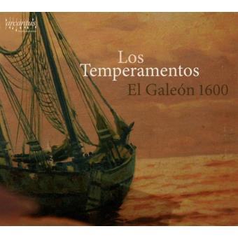 El galeon 1600/digipack