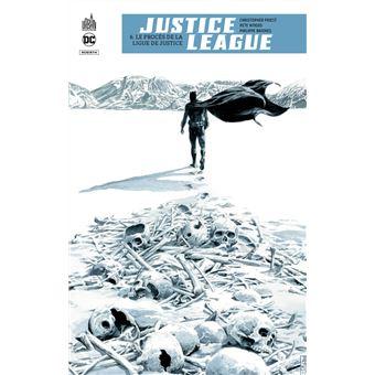 Justice leagueJustice League Rebirth
