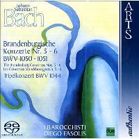 Brandenburgische Konzerte 5-6