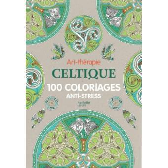 Coloriage Anti Stress Celtique.Art Therapie Celtique
