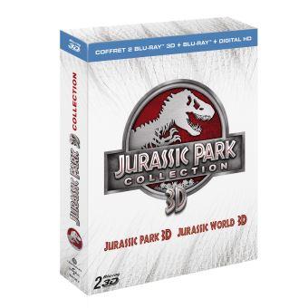 Jurassic Park Coffret Blu-ray 3D
