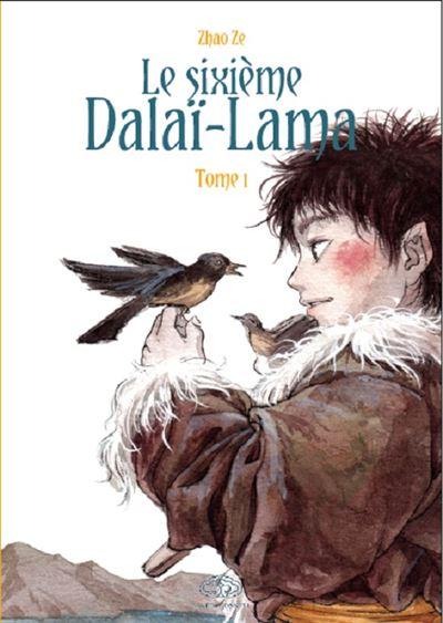 Le sixieme dalai-lama