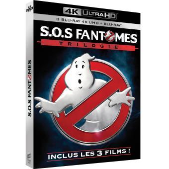 SOS FantômesSos fantomes/la trilogie/coffret