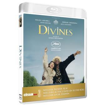 Divines Blu-ray