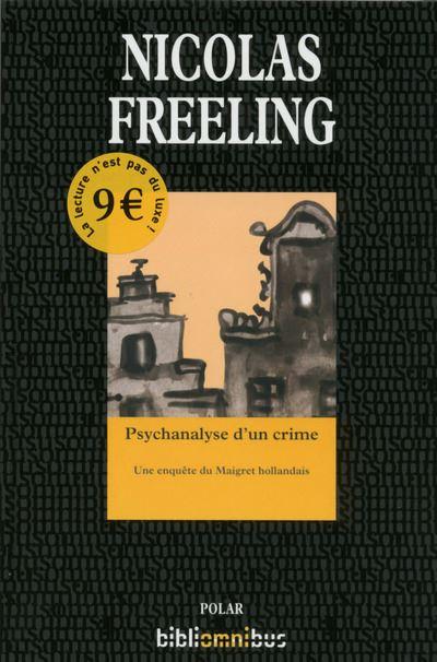 Psychanalyse d'un crime