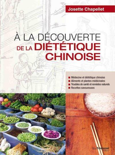 À la découverte de la diététique chinoise - 9782813216588 - 17,99 €