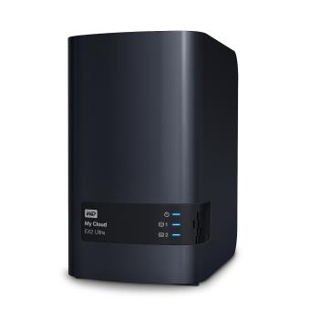 Serveur NAS WD My Cloud EX2 Ultra 0 To