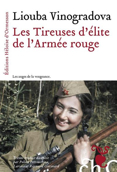 Les tireuses d'élite de l'Armée rouge - 9782350874838 - 17,99 €