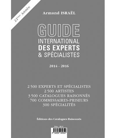 Guide international des experts et spécialistes
