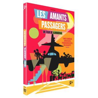 Les amants passagers DVD