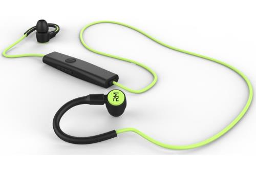 Ecouteurs Bluetooth R-Music RM308784 R-Flex Vert et Noir