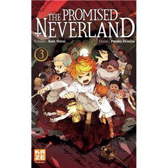 """Résultat de recherche d'images pour """"the promised neverland tome 3"""""""
