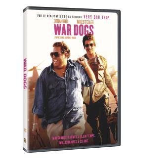 War Dogs DVD
