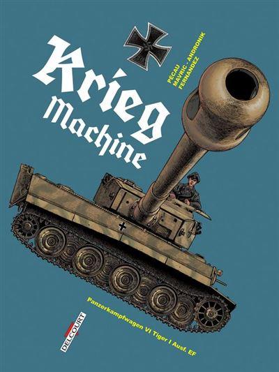 Krieg machine - 9782413014317 - 11,99 €