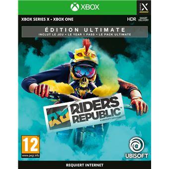 Riders Republic Edition Ultimate Xbox Exclusivité Fnac