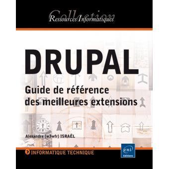 Drupal, les meilleures extensions