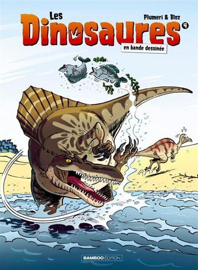 Les Dinosaures en BD