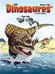 Les dinosaures en Bd - Les dinosaures en Bd, T4
