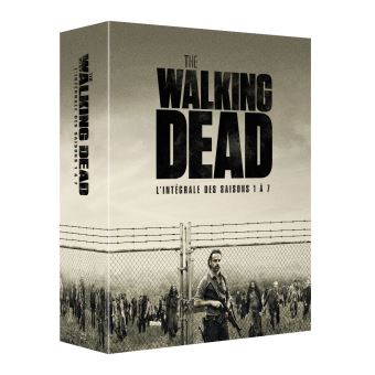 The Walking DeadWALKING DEAD S1-7-FR-BLURAY