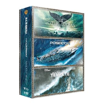 Coffret Catastrophe maritime 3 films DVD