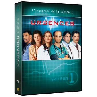 UrgencesUrgences Coffret intégral de la Saison 1 - DVD