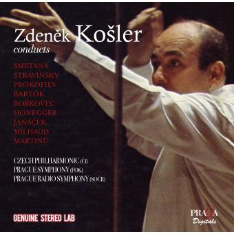 Tribute to zdenek kosler