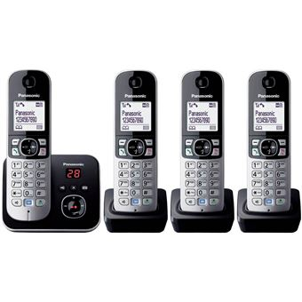 Panasonic  KX-TG6824 4 handsets
