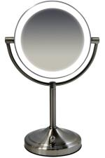2516 Miroir grossissant Homedics led x7