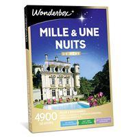 Wonderbox Mille et Une Nuits de Reve