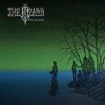 The Island Vinyle vert