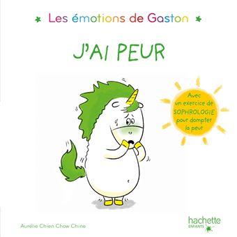 Les émotions de GastonLes émotions de Gaston - J'ai peur