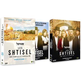 Les ShtiselCoffret Les Shtisel Une famille à Jérusalem L'intégrale des saisons 1 et 2 DVD