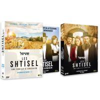 Coffret Les Shtisel Une famille à Jérusalem L'intégrale des saisons 1 et 2 DVD