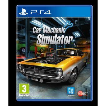 Car mechanic simulator FR/NL PS4