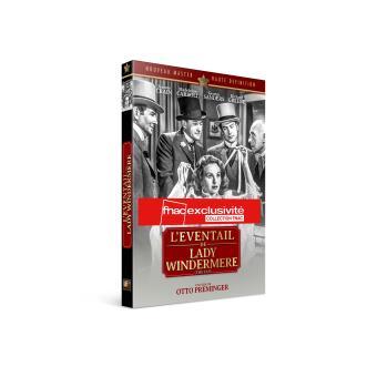 L'éventail de Lady Windermere Exclusivité Fnac DVD