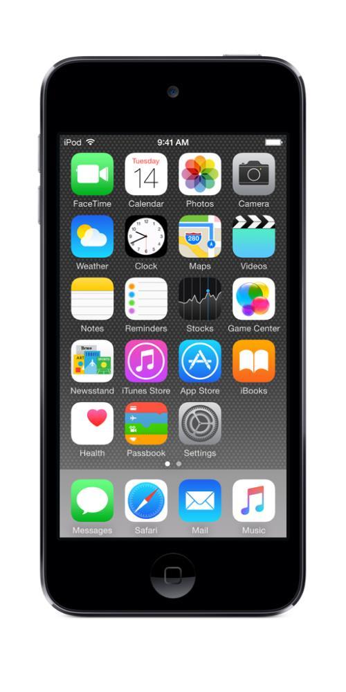 Apple iPod Touch 32 Go Gris Sidéral