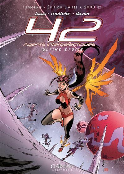 42 agents intergalactiques - Ultime Étoile