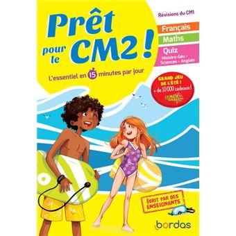 Prêt Pour La Rentrée Cm1 Vers Le Cm2 Les Révisions Concentrées En